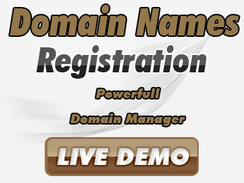 Affordable domain name registration services